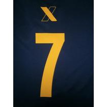Número Boca 2005 Xentenario Retro 1907 Para Camiseta Banda