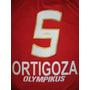 Números Argentinos Juniors 2010-2011 Olympikus