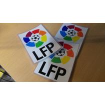 Parche Lfp Liga Española Barcelona/real Madrid /atletico