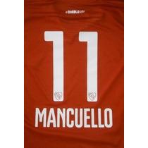 Estampado Numero Independiente 2014 2015 Oficial