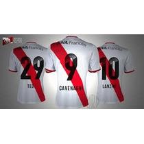 Numeros Nombre River Plate 2013/14 Estampado