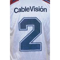 Estampado Numero Camiseta Marca San Lorenzo Titular / Sup