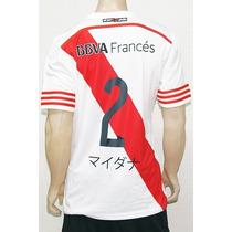 Estampado River Plate Suruga Bank Japon Originales