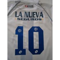 Números San Lorenzo 2011-2012 Alternativo Original Lotto