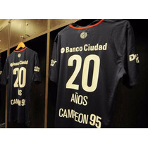 Estampado Camiseta San Lorenzo - 20 Años - Campeones 95