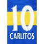 Estampado Numero Camiseta Boca Juniors 2016 Niños