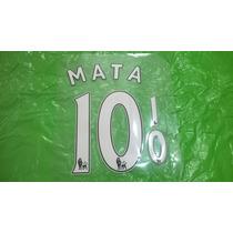 Estampado Original Mata Camiseta Chelsea 2014-15