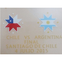 Match Day Argentina Final Vs Chile Copa America 2015