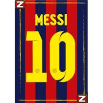 Estampados Numeros Oficiales Internacionales Real Barcelona
