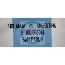 Matchday Argentina Mundial 2014 - Belgica/ Holanda/ Alemania