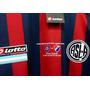 Estampado Match Day San Lorenzo Campeon Libertadores 2014