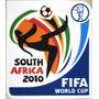 Parche Mundial Sudáfrica 2010 Original Y Oficial