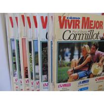 Lote De 25 Fasciculos Como Vivir Mejor Por El Dr. Cormillot