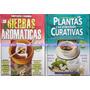 Oferta : Libro Hierbas Aromáticas Mas Las Plantas Curativas