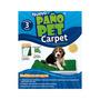 Alfombra Sanitaria De Pasto Paño Pet Max Para Perros Y Gatos