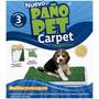 Bandeja Sanitaria Alfombra Perro Pañopet Carpet Maxi Petline