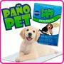 Paño Pet Alfombra Sanitaria Para Perros