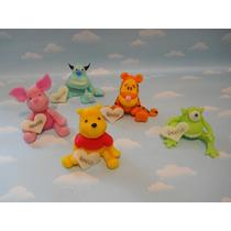 Souvenirs Winnie Pooh, Plim Plim, Monster Inc. Bautismo,