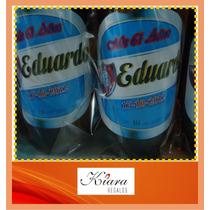 Botella Personalizada Cerveza Quilmes 355cc