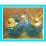 Souvenir Mini Patito De Hule Baby Shower Cumpleaños Infantil
