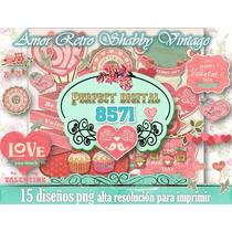 15 Png Enamorados Amor Romantico Decoraciòn Niñas Candybar