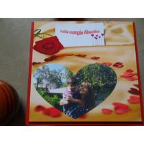 Caja De Te Personalizada, Regalo, Souvenir, Dia Del Padre