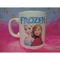 Tazas Frozen Polymero Personalizadas Foto Souvenir Regalo