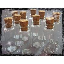 Botellitas Frasquitos De Vidrio (viales) De 10ml