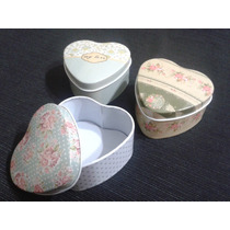 Latitas Decoradas Ideal Regalo- Souvenirs X 10