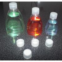 Envase Plastic Tapa Ciega Sales Perfume Jabón 70cc Pvc X 40u