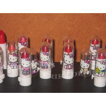 Mini Labiales De Kitty Souvenirs, Spa De Nena Pack X 36 U !!