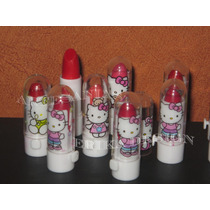 Mini Labiales De Kitty Souvenirs, Spa De Nena Pack X 36 !!