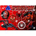 Cumpleaños Hombre Araña Spiderman Cotillon Candybar Listo!!!
