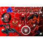 Mega Set Ultra Cotillon + Candybar Imprimir Spiderman Listo!