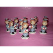 Souvenirs Egresados En Porcelana Fria