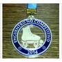 Medalla Llavero Trofeo Acrilico X 10 Unidades