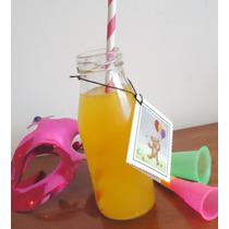 Botellas De Vidrio 250 Cc.candy Bar, Eventos, Souvenirs