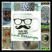 Dia Del Padre !tazas Personalizadas #lua Estampa# La Plata
