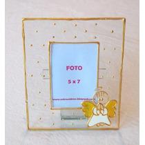 Souvenirs Vidrio Pintado - Portarretratos Foto 5x7- 10 Unid.