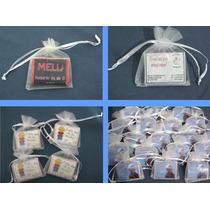 Chocolates Personalizados 15 Gr Premium Bolsita De Organza