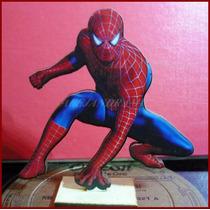 20 Souvenirs El Hombre Araña ( Spider Man ) + Central Regalo