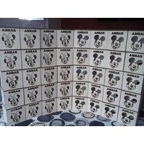 Fanales De Fibrofacil Personalizados X 15u