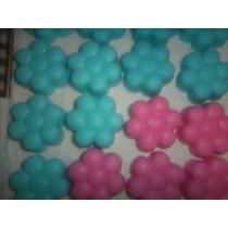 Jabón Souvenir Flores Pack 50 Unidades
