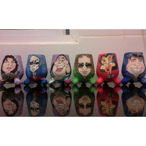 Mates Personalizados De Ceramica - Envios -pintados A Mano