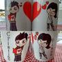 Taza Dia De Los Enamorados, San Valentin, Personalizadas