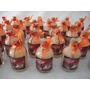 Botellitas De Vidrio De 100cc Con Sales De Baño - Souvenirs