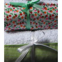 Toallitas Souvenirs Cumpleaños Comunion Baby (kit Por 10)