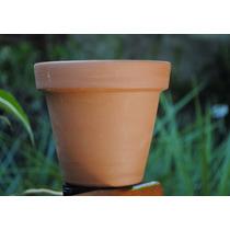Macetas Macetitas Barro Numero 12 Bonsai Cactus Olivos