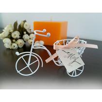 Souvenir Vintage Schabby Chic Romanticas Bicicletas Original