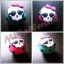 Monster High Draculaura Cupcakes Porcelana Fria Souvenirs